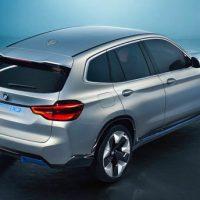 20872 Обзор автомобиля BMW iX3 Concept 2018
