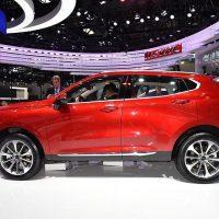 20880 Обзор автомобиля Haval F5 2019