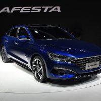 20891 Обзор автомобиля Hyundai Lafesta 2018