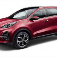 21053 Обзор автомобиля Kia Sportage 2018 - 2019