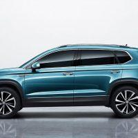 Обзор автомобиля Volkswagen Tharu 2018 — 2019