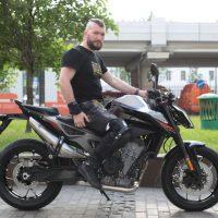 Дождались: в России официально представлен новый KTM 790 Duke