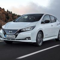 20918 Nissan Leaf. Взрослее, мужественнее, практичнее и… дороже. Nissan Leaf
