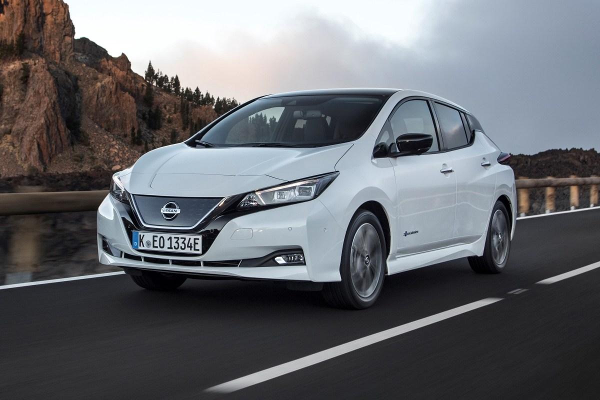 Nissan Leaf. Взрослее, мужественнее, практичнее и… дороже. Nissan Leaf