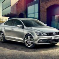 В России остановили производство Volkswagen Jetta