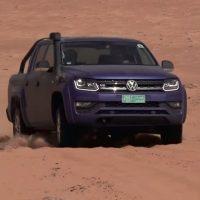 21077 Закапываем Amarok в Омане. Часть вторая. Volkswagen Amarok DoubleCab