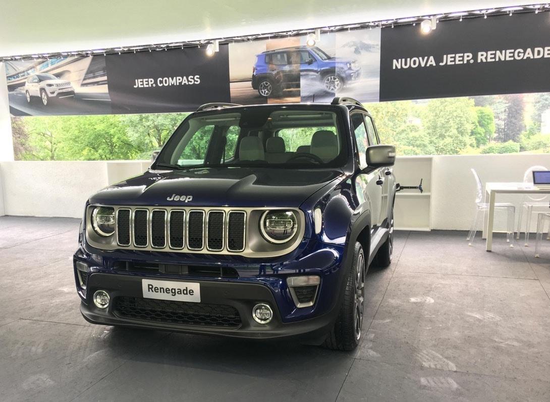 Обзор автомобиля Jeep Renegade 2018 — 2019