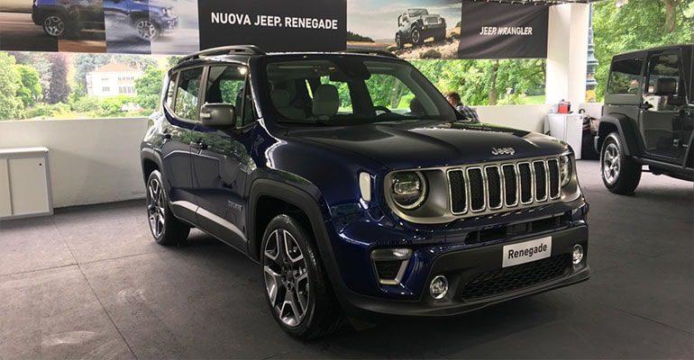 Обзор автомобиля Jeep Renegade 2018 – 2019