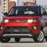 21155 Обзор автомобиля Mahindra KUV100 2018 - 2019