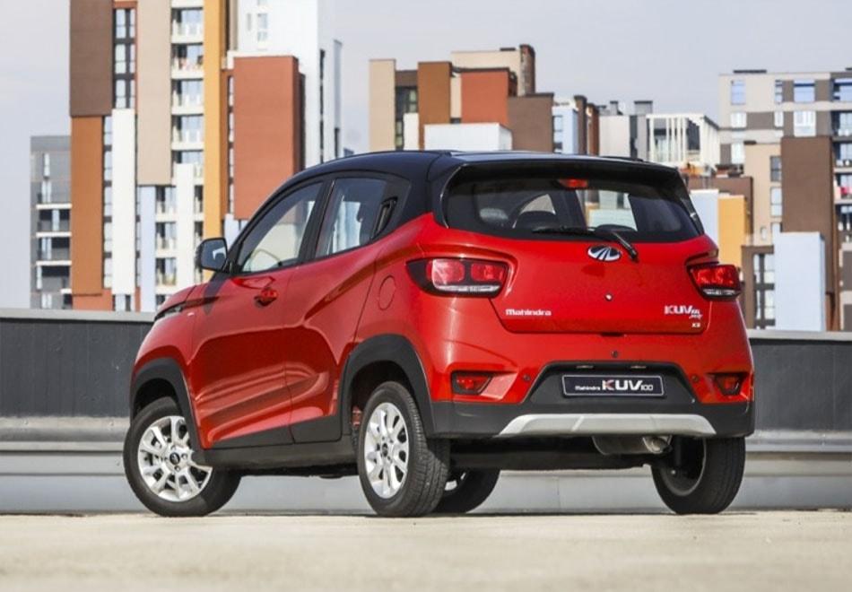 Обзор автомобиля Mahindra KUV100 2018 – 2019