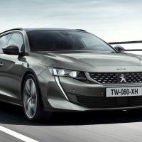 21170 Обзор автомобиля Peugeot 508 SW 2018 - 2019