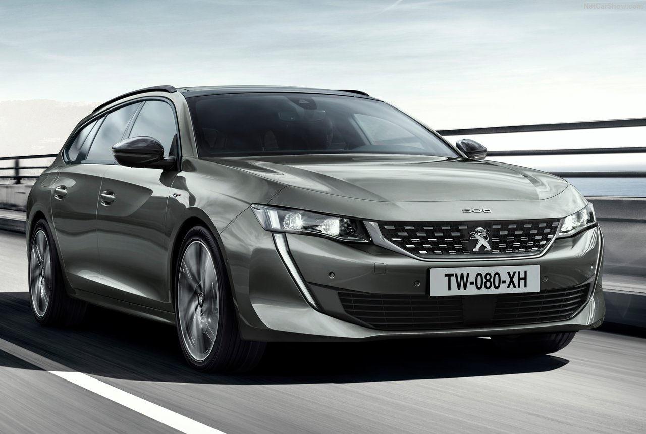 Обзор автомобиля Peugeot 508 SW 2018 — 2019
