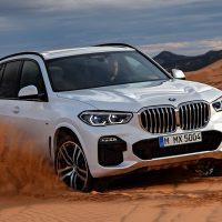 21191 Обзор автомобиля BMW X5 2018 - 2019