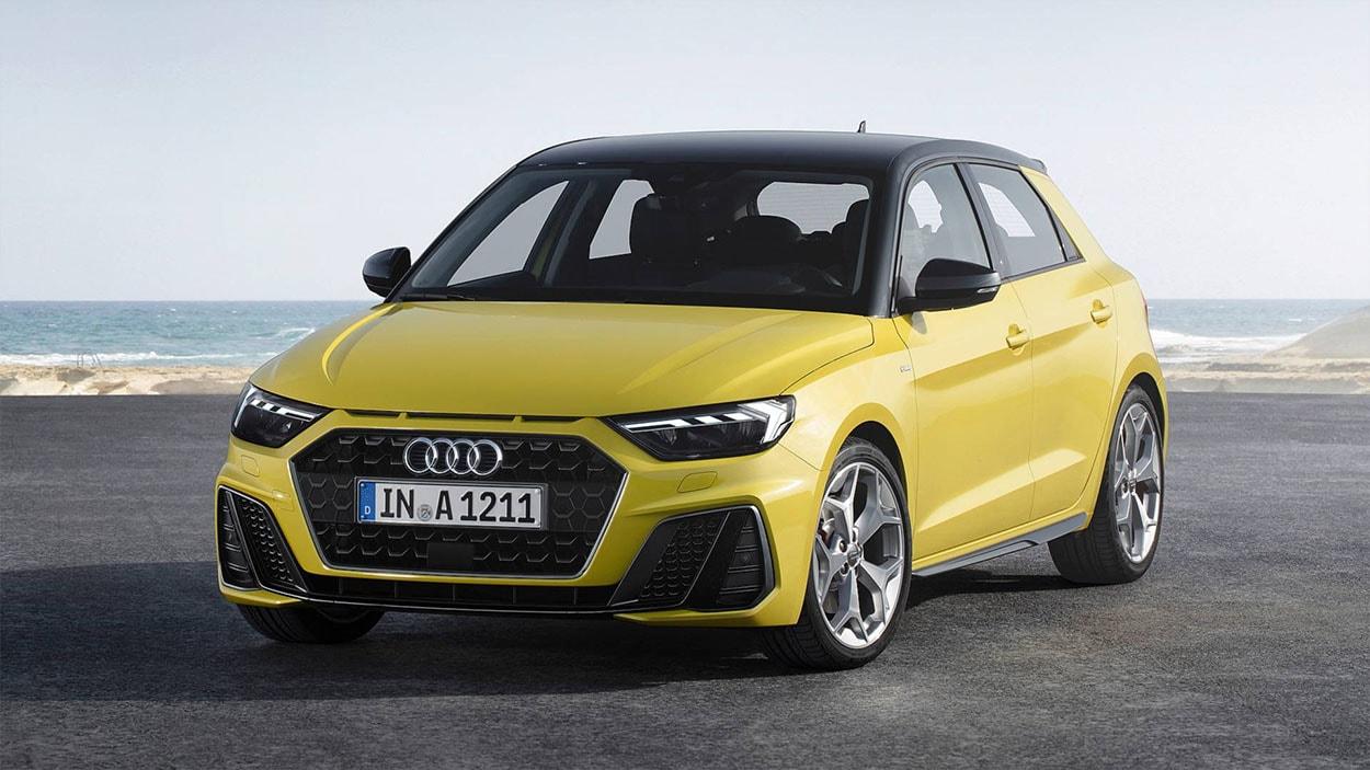 21218 Обзор автомобиля Audi A1 2018 - 2019