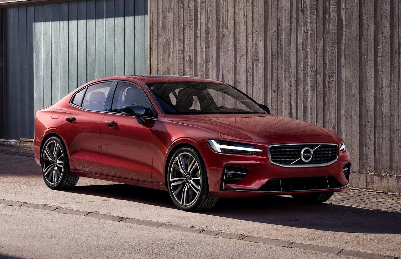 Обзор автомобиля Volvo S60 2018 — 2019