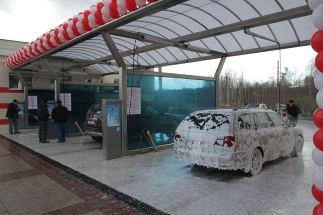Мойки самообслуживания: как правильно мыть машину?