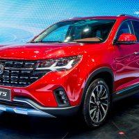 21253 Обзор автомобиля Dongfeng T5 2018 - 2019