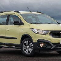 Обзор автомобиля Chevrolet Spin 2018 — 2019