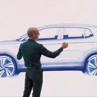 Обзор автомобиля Volkswagen T-Cross 2018 — 2019