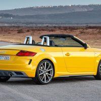 21433 Обзор автомобиля Audi TT 2018 - 2019