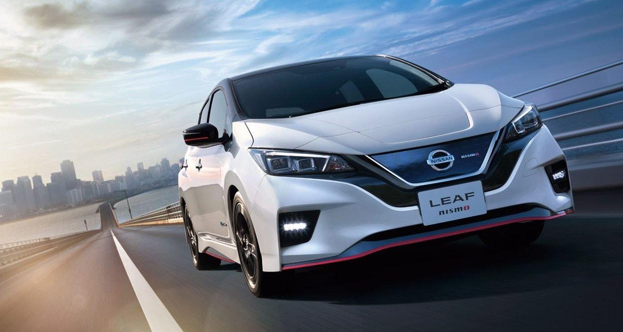 Обзор автомобиля Nissan Leaf Nismo 2018 — 2019