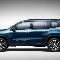 Обзор автомобиля Jeep Commander 2018 - 2019
