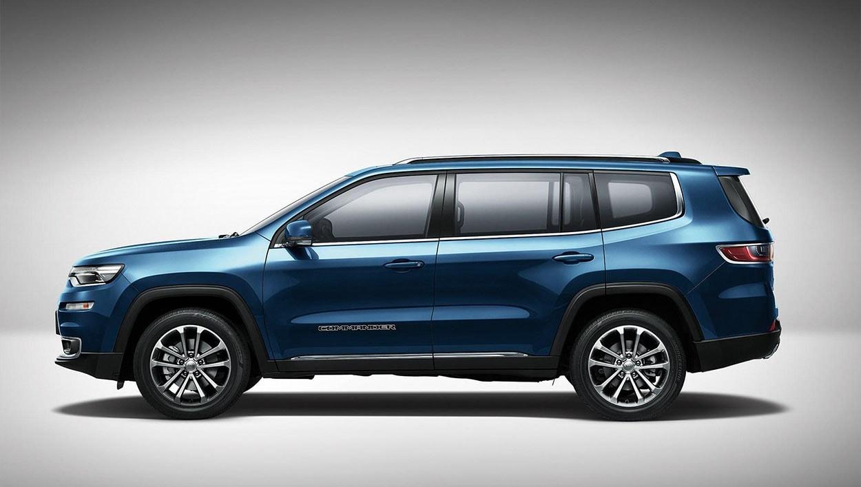 Обзор автомобиля Jeep Commander 2018 – 2019