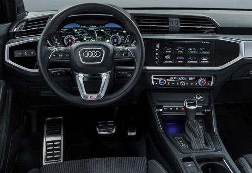Обзор автомобиля Audi Q3 2019