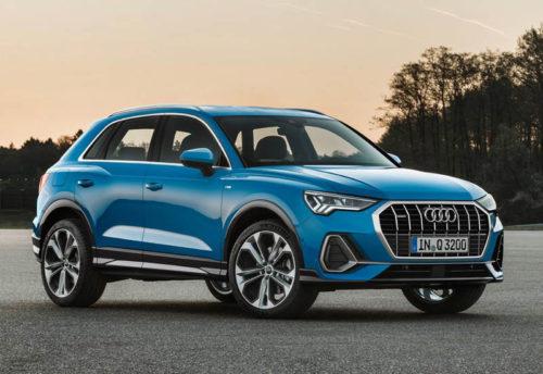 21472 Обзор автомобиля Audi Q3 2019
