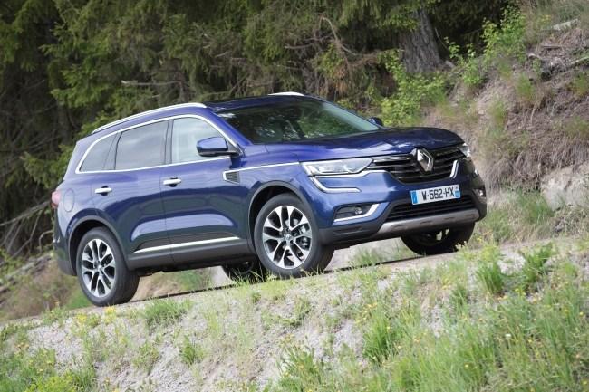 21358 Renault Koleos. Предыдущее поколение – не чета. Renault Koleos