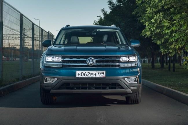 21385 Терамонтимус Прайм. Volkswagen Atlas