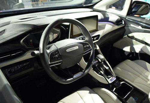 Описание автомобиля Maxus G50 2018