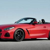 21569 Описание автомобиля BMW Z4 2018