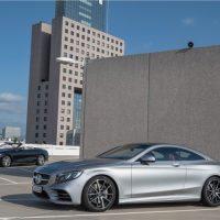 21516 Четверть миллиона долларов у бордюра. Mercedes S-Class Coupe (C217)