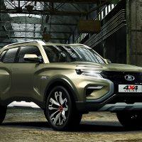 21606 Описание автомобиля Lada 4×4 Vision 2018 - 2019