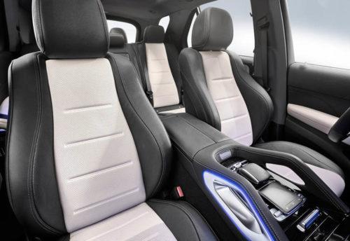 Описание автомобиля Mercedes-Benz GLE 2019