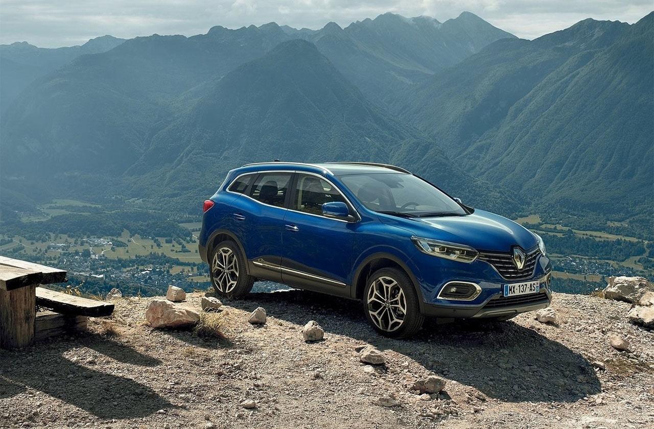 21717 Описание автомобиля Renault Kadjar 2019 - 2020