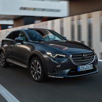 Описание автомобиля Mazda CX-3 2019 - 2020
