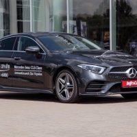 21645 Mercedes-Benz CLS. Сколько стоит быть особенным?. Mercedes CLS-Class (C257)