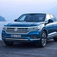 21785 Первые впечатления о долгожданной новинке. Volkswagen Touareg