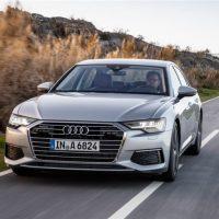 21641 Почему вы не станете нарушать правила на Audi A6. Audi A6