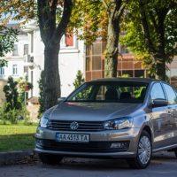 Volkswagen Polo Sedan. Німецький бренд - «німецький» підхід?. Volkswagen Polo Sedan