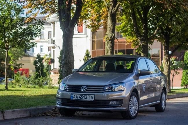 Volkswagen Polo Sedan. Німецький бренд — «німецький» підхід?. Volkswagen Polo Sedan