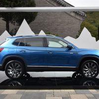 Описание автомобиля Volkswagen Tayron 2019