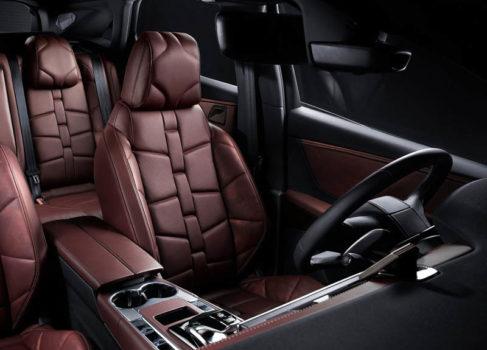 Описание автомобиля DS 7 Crossback E-Tense 4×4 2019 – 2020