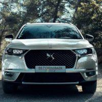 Описание автомобиля DS 7 Crossback E-Tense 4×4 2019 - 2020
