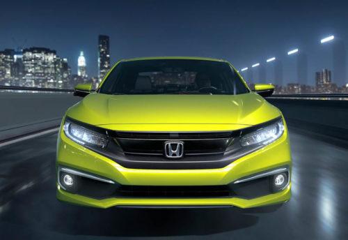 Описание автомобиля Honda Civic 2019 – 2020