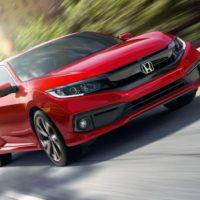 21822 Описание автомобиля Honda Civic 2019 - 2020