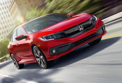 Описание автомобиля Honda Civic 2019 — 2020