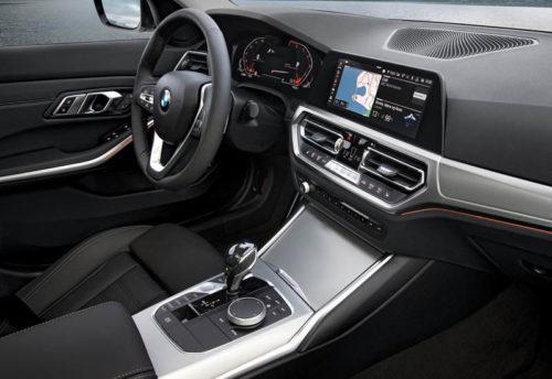 Описание автомобиля BMW 3-Series (G20) 2019